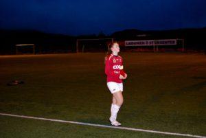 Askøy FK J14 fikk tildelt pokal for 1.plass i cupen,